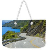 Not A Straight Path Weekender Tote Bag