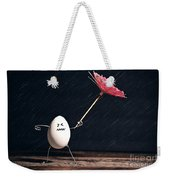 Not Eggs-actly Great Weather Weekender Tote Bag