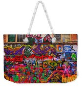 Not So Private Property Weekender Tote Bag