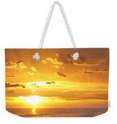 Not Yet - Sunset Art By Sharon Cummings Weekender Tote Bag