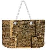 Notched Doorway Weekender Tote Bag