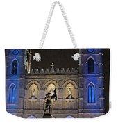 Notre-dame Basilica Of Montreal Weekender Tote Bag