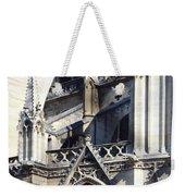 Notre Dame Cathedral Architectural Details Weekender Tote Bag