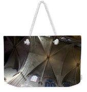 Notre Dame Ceiling South Weekender Tote Bag