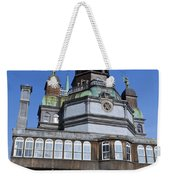 Notre-dame De Bonsecours Chapel And Marguerite Bourgeoys Museum Weekender Tote Bag