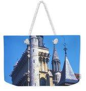Notre Dame De Dijon Weekender Tote Bag