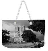 Notre Dame De Paris 2b Weekender Tote Bag