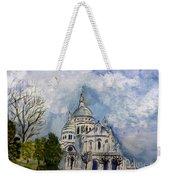 Sacre Coeur In Paris Weekender Tote Bag