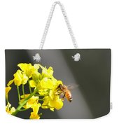 Nourished By Nature Weekender Tote Bag