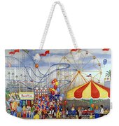 Novelties At The Carnival Weekender Tote Bag