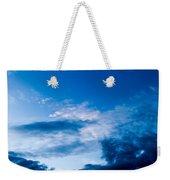 November Clouds 002 Weekender Tote Bag