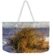 November Dune Grass Weekender Tote Bag