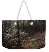 November In The Pines Weekender Tote Bag
