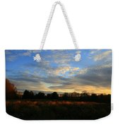 November Skies  Weekender Tote Bag