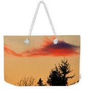 November Sunset IIi Weekender Tote Bag