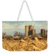 November Winds Weekender Tote Bag