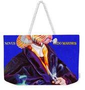 Novus Ordo Marinus Weekender Tote Bag