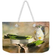 Every Now And Then Weekender Tote Bag by Diana Angstadt