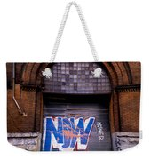 Now Graffiti Weekender Tote Bag
