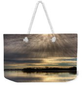 Now I Know Where Eagles Come From Weekender Tote Bag