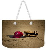 Now Pitching For The Phillies Weekender Tote Bag