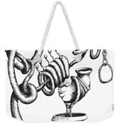 Now That We've Cleared That Up Weekender Tote Bag