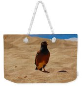 Now You Gotta Listen To Me... Weekender Tote Bag