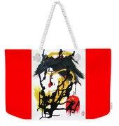 Nuances And Meanings Weekender Tote Bag
