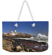 Nubble Light  Weekender Tote Bag