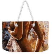 Nude 07 Weekender Tote Bag by Emerico Imre Toth