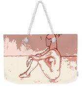 Nude 27 Weekender Tote Bag