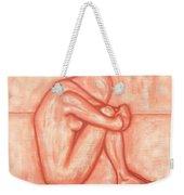 Nude 8 Weekender Tote Bag by Patrick J Murphy