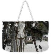 Nude Beach Weekender Tote Bag