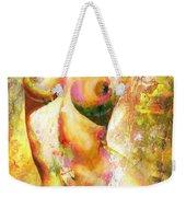 Nude Details - Digital Vibrant Color Version Weekender Tote Bag
