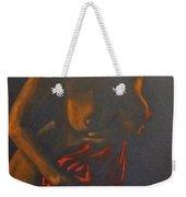 Nude In Darkness Weekender Tote Bag