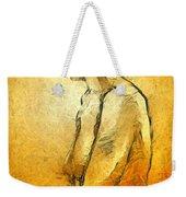Nude Viii Weekender Tote Bag