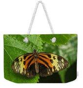 Numata Longwing Butterfly Weekender Tote Bag