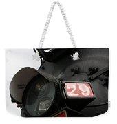 Number 29 Weekender Tote Bag
