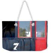 Number 7 Weekender Tote Bag