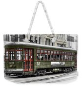 Number 965 Trolley Weekender Tote Bag