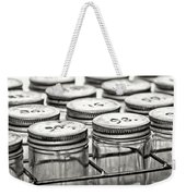 Number Ninety-eight Weekender Tote Bag