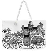 Nuremberg Carriage, 1649 Weekender Tote Bag