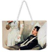 Nurse: Calendar, 1899 Weekender Tote Bag