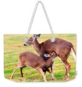 Nurturing Nature Weekender Tote Bag
