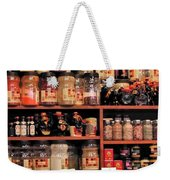 Nut Shop Weekender Tote Bag