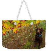 Nute Watches The Vines Weekender Tote Bag by Jean Noren