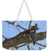 Nuthatch Getting To The Good Stuff Weekender Tote Bag