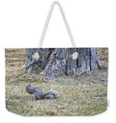 Nutty Weekender Tote Bag