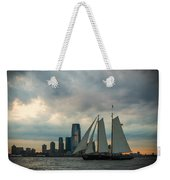 Nyc Pirates Weekender Tote Bag