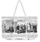 Nyc Police, 1859 Weekender Tote Bag